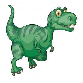 transfert vêtement t-rex dinosaure thermocollant