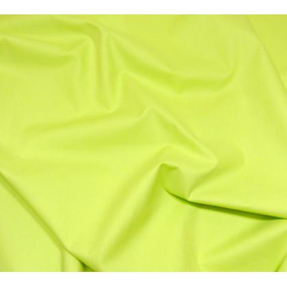 tissu cotoval uni anis largeur 250cm x 50cm