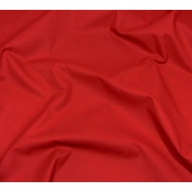 coupon coton à drap cotoval uni bordeaux