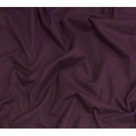 coupon coton à drap cotoval uni violet