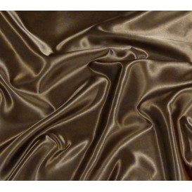 coupon satin chocolat
