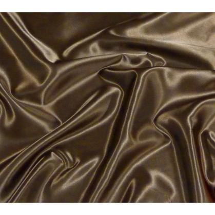 coupon satin chocolat