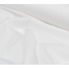 tissu batiste blanc largeur 150cm x 50cm