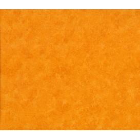 tissu patchwork makower jaune foncé largeur 110cm x 25cm