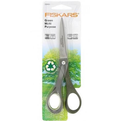 Ciseaux FISKARS recyclés 18cm