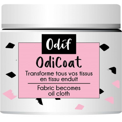 gel-colle tissu imperméable odicoat 250ml