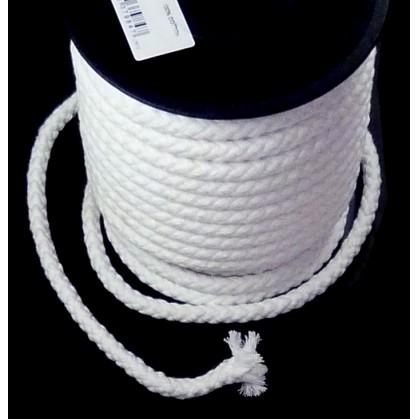 ruban cordon cérémonie 9mm 100% Coton au mètre