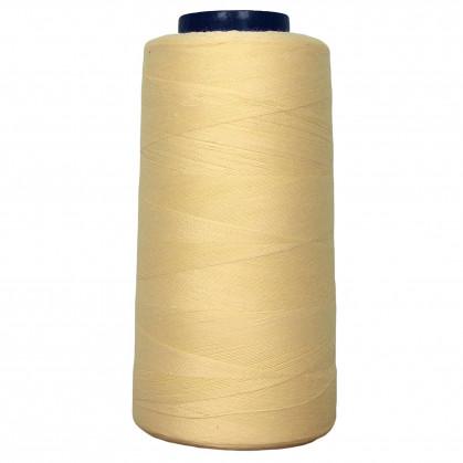 cône fil à coudre et surfilage crème 2743m