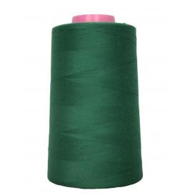 cône fil à coudre et surfilage vert herbe 4573m