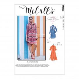 patron robes McCall's M8086