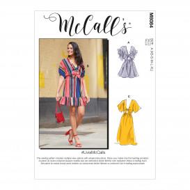 patron robes McCall's M8084