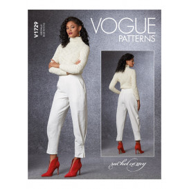 patron pantalon Vogue V1729