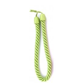 embrasse en corde différentes couleurs