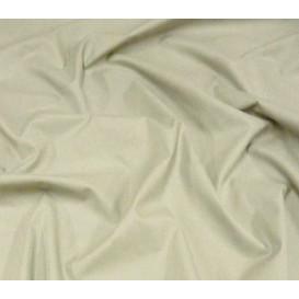 coupon 3m coton à drap cotoval uni gris souris