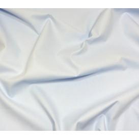 coupon 3m coton à drap cotoval uni bleu ciel