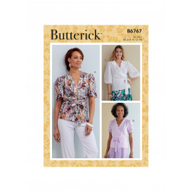 patron hauts Butterick B6767
