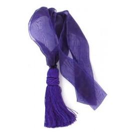 embrasse textile organza