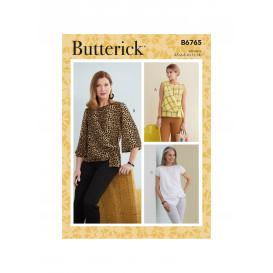 patron hauts Butterick B6765