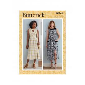 patron robe Butterick B6761