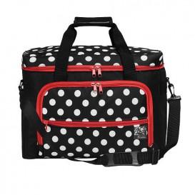 sac pour machine à coudre Polka Dots