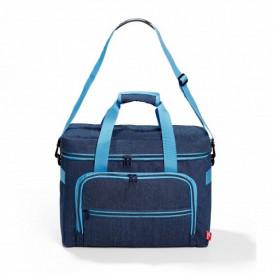 sac pour machine à coudre bleu jeans