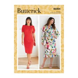 patron robe Butterick B6804