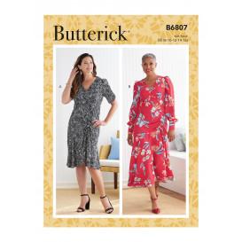 patron robe Butterick B6807