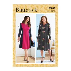 patron robe Butterick B6805