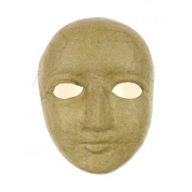masque tête 3,5x9,5x12cm