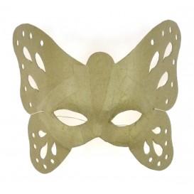 masque papillon 23,5x19,5cm