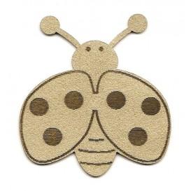 écusson abeille