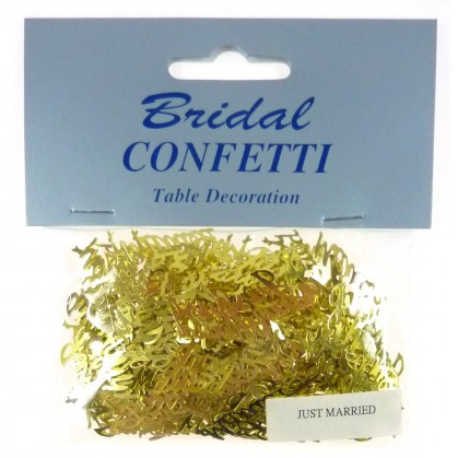 confettis just married 8g