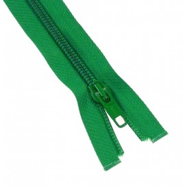 fermetures à glissières spirale 5 vert 40cm