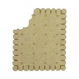 sujet en bois biscuit