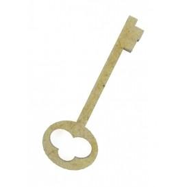 sujet en bois clé