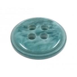 bouton classique 4 trous 13mm marbré