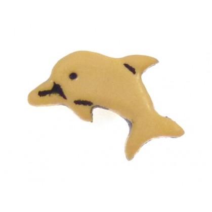 bouton enfant dauphin