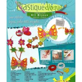 kit plastique dingue bijoux