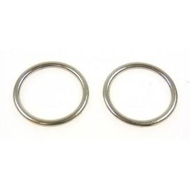 anneaux rond 10mm x2
