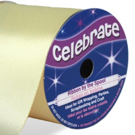 bobine de ruban celebrate satin 50mm x 4m
