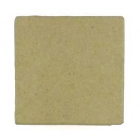 boite carrée en papier mâché