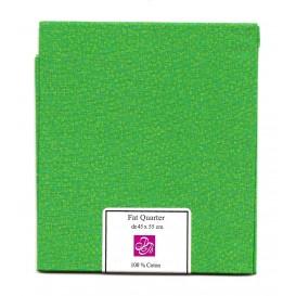 coupon patchwork imprimé feuillages verts n°3
