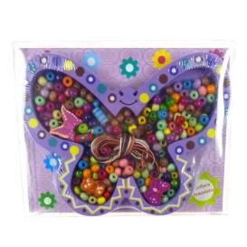 kit perles box tabloperles papillon