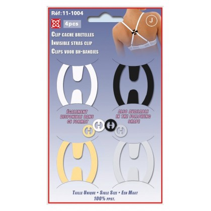 5a199978a 4 clips cache bretelles ovale accessoire soutien-gorge