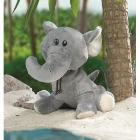 kit peluche à rembourrer éléphant 22cm