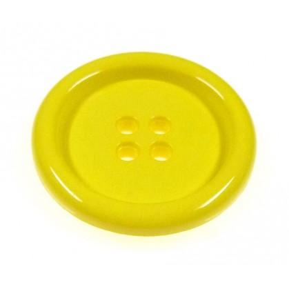 bouton fantaisie imitation bouton clown 25mm