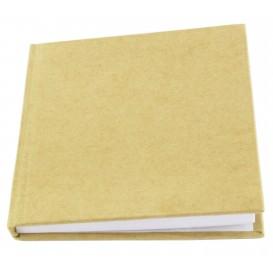 carnet mémo en carton 80 pages 10,5x10,5cm