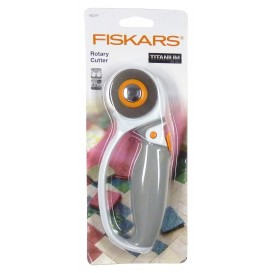 cutter rotatif FISKARS diamètre 45mm