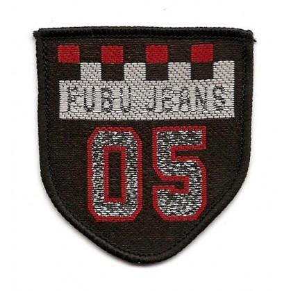 écusson blason fubu jeans 05 à coudre
