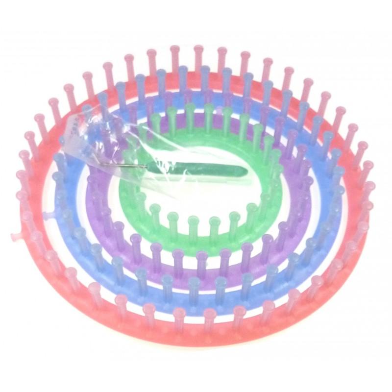 appareil pour tricoter